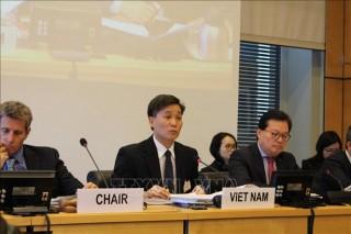 Việt Nam cam kết tiếp tục nỗ lực thúc đẩy, bảo vệ quyền dân sự và chính trị