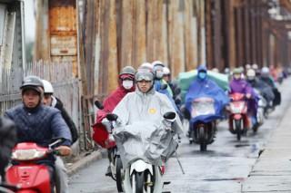 Ngày mai (14-3): Bắc Bộ đón đợt không khí lạnh, trời rét và mưa rào