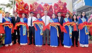 Vietravel khai trương văn phòng mới Chi nhánh Long Xuyên