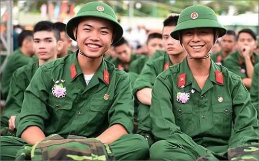 Thông tin mới nhất về tuyển sinh vào các trường quân đội năm 2019