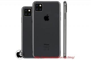 iPhone 11 sẽ có ba camera mặt sau