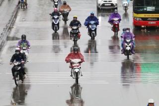 Thời tiết ngày 17-3: Hà Nội có mưa nhỏ, mưa phùn