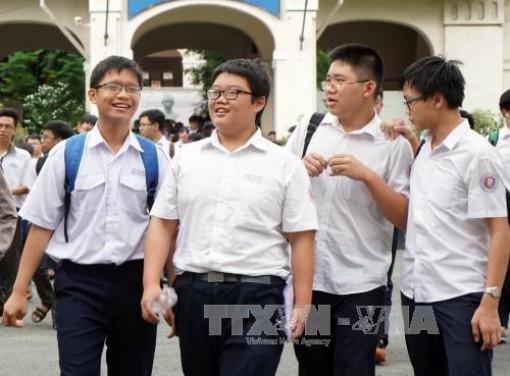 Các trường được mở rộng ngành tuyển thẳng ngoài danh mục của Bộ Giáo dục và Đào tạo