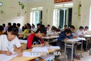 Công bố lịch thi Trung học phổ thông quốc gia 2019