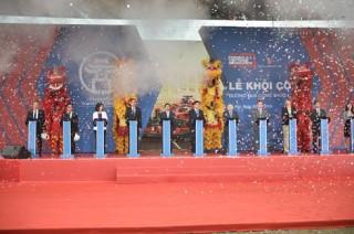 Hà Nội: Chính thức khởi công Đường đua F1 thách thức nhất thế giới