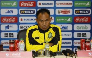 HLV U.23 Brunei nói gì trước cuộc chạm trán với U.23 Việt Nam?