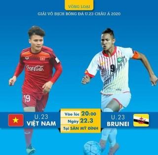 U23 Việt Nam - U23 Brunei: Chờ 3 điểm đầu tiên