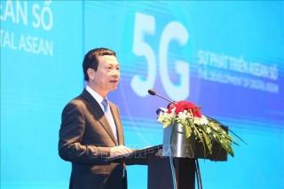 Việt Nam tạo đột phá để đi đầu trong phát triển công nghệ 5G