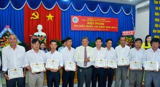 Công ty Cổ phần Môi trường đô thị An Giang: Tổ chức Hội nghị đại biểu người lao động năm 2019