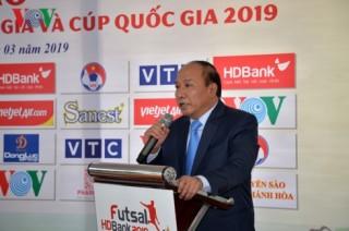 Giải Futsal VĐQG 2019: Đội vô địch nhận nửa tỷ đồng