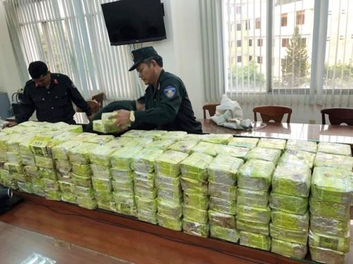 Khởi tố vụ án mua bán, vận chuyển hơn 500kg ma túy