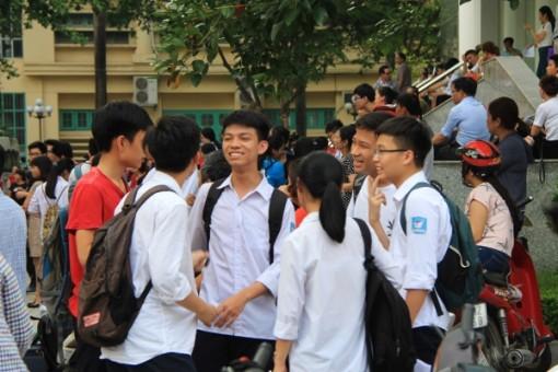 Thi thử THPT Quốc gia tại Hà Nội: Cuộc tập dượt quan trọng