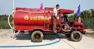 Phát huy hiệu quả mô hình cụm, tuyến dân cư an toàn phòng cháy, chữa cháy