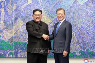 Hàn Quốc thúc đẩy tổ chức hội nghị thượng đỉnh liên Triều tại Seoul