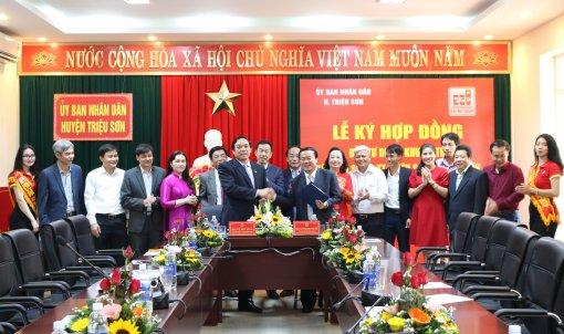 """Sao Mai đầu tư đô thị """"thông minh"""" tại Thanh Hóa"""