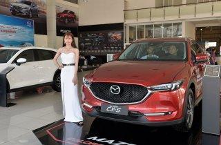 Trải nghiệm cảm giác lái khác biệt với Mazda CX-5