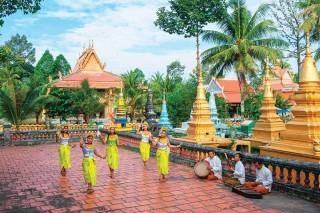 Chào đón Tết Chol Chnam Thmay 2019