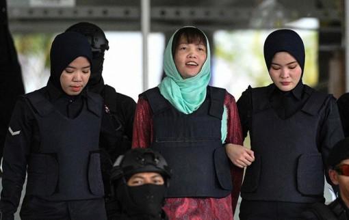 Đoàn Thị Hương không phạm tội giết người
