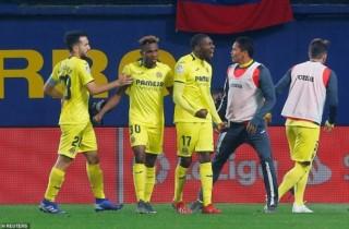 Messi, Suarez giúp Barca thoát hiểm ngoạn mục trước Villarreal