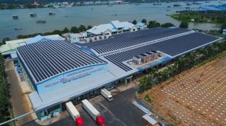 Nhà máy đông lạnh thủy sản số 1 (IDI): Mỗi tháng tiết kiệm hàng trăm triệu đồng khi lắp điện mặt trời