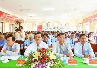 Hướng đến Đại hội Mặt trận Tổ quốc huyện Châu Phú