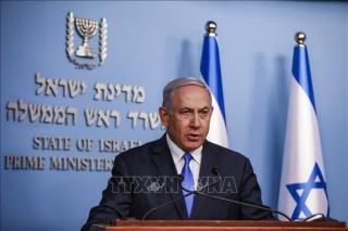 Cuộc trưng cầu dân ý đối với Thủ tướng Israel Benjamin Netanyahu