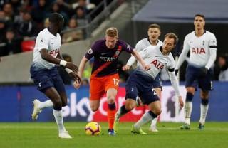 Tottenham - Man City: Thách thức tham vọng 'ăn 4'