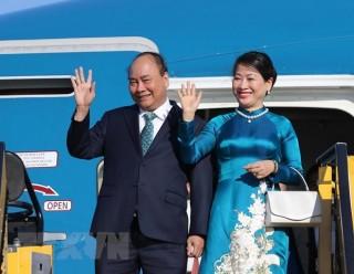 Thủ tướng Nguyễn Xuân Phúc thăm chính thức Romania và Séc