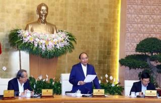Nội dung Nghị quyết phiên họp Chính phủ thường kỳ tháng Ba