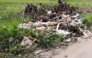 Chợ Mới: Xử lý, đóng lấp các bãi rác gây ô nhiễm