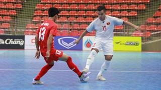 Việt Nam đối mặt Nhật Bản ở VCK U20 futsal châu Á 2019