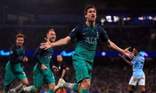 Tottenham vào bán kết Champions League sau cuộc rượt đuổi với Man City
