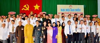 Đại hội đại biểu MTTQVN huyện An Phú khóa VI