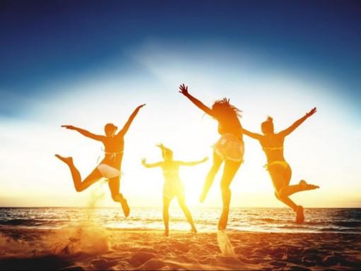 Đi du lịch với bạn bè rất tốt cho sức khỏe