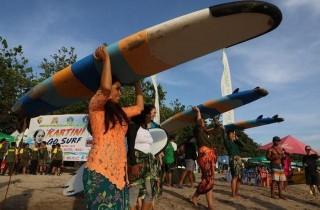 Sôi động ngày lễ Kartini tôn vinh phụ nữ Indonesia