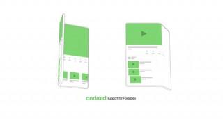 Google Photos hỗ trợ điện thoại màn hình gập