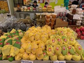 Mở cửa thị trường trái cây
