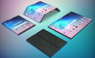 Điện thoại gập Galaxy Fold sẽ có phiên bản 13 inch