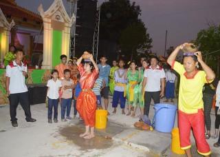 Phát triển phong trào thể thao trong học sinh Khmer