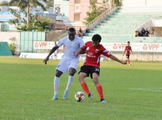 Giải bóng đá hạng nhất quốc gia: An Giang hướng đến chiến thắng trước Xi măng  Fico Tây Ninh
