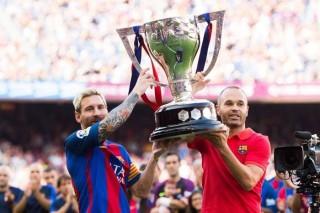 Chiếc Cúp đầu tiên của Barcelona?