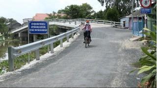 Xã nông thôn mới Vĩnh Thạnh Trung hôm nay