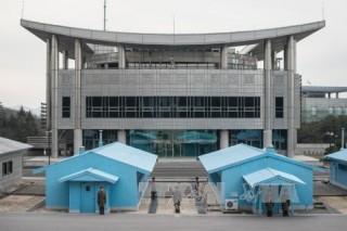 Hàn Quốc cho phép người dân thăm khu vực làng đình chiến Panmunjom