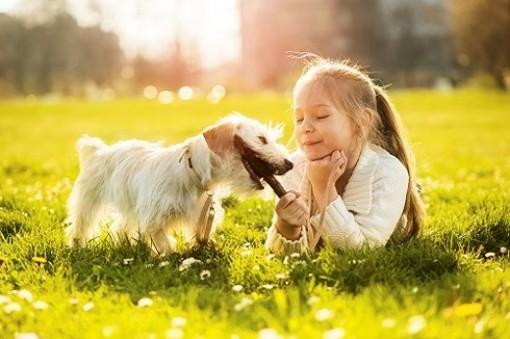 Năm lợi ích khi cho trẻ nuôi thú cưng