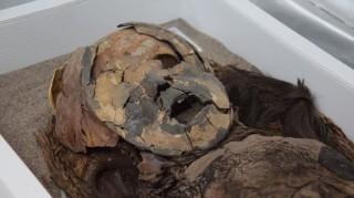 Phát hiện xác ướp cổ đại đầu tiên bên ngoài Ai Cập