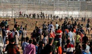 Không kích và đụng độ tại Gaza làm 4 người Palestine thiệt mạng