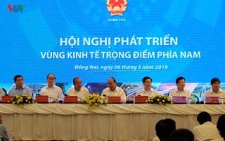 Thủ tướng: Tìm giải pháp bứt phá cho vùng kinh tế trọng điểm phía Nam