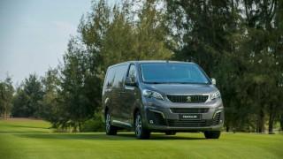 Peugeot Traveller ra mắt thị trường Việt Nam, giá từ 1,7 tỷ đồng
