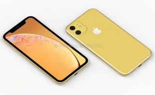 Lộ diện iPhone Xr 2019 với hệ thống camera vuông