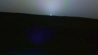 Bất ngờ khó tin về cảnh bình minh trên sao Hỏa